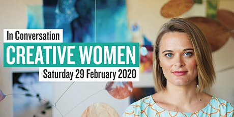 In Conversation: Creative Women 2020 tickets