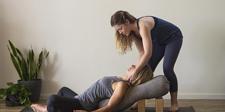 Copy of Copy of Yin & Bowen Therapy Immersion tickets