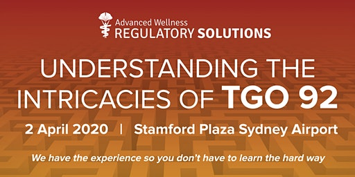 Understanding the intricacies of TGO 92
