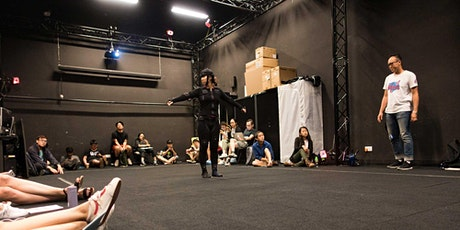 Art Hack: A Motion-Capture Masterclass tickets