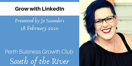 Grow with LinkedIn tickets