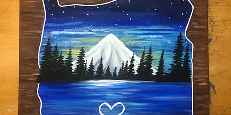 Oregon Love Painting Class at Mazama Brewing Company tickets