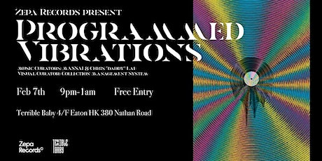 ZEPA Records present Programmed Vibrations tickets