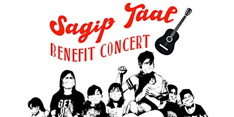 Sagip Taal (Rescue Taal) Benefit Concert tickets