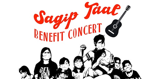 Sagip Taal (Rescue Taal) Benefit Concert