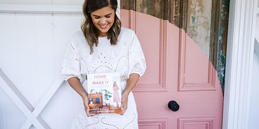 'Home Is Where You Make It' Book Launch with Geneva Vanderzeil