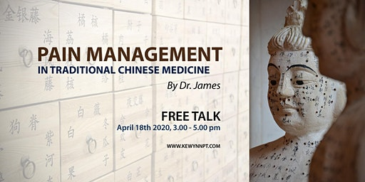 Pain Management in TCM