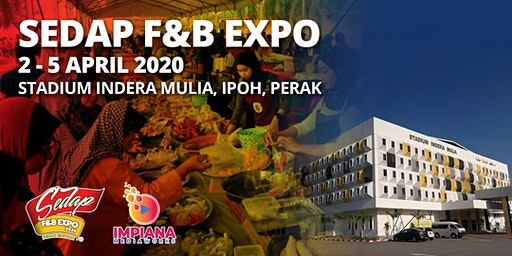 Malaysia Food Expo - SEDAP EXPO 2-5 April 2020 -Multiracial Halal Food Expo