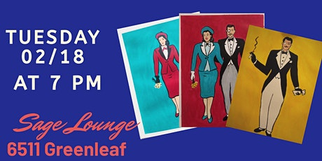 'Loteria' paint and sip at Sage Lounge tickets