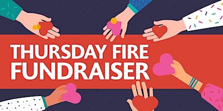 Thursday Fire Fundraiser - Launceston tickets