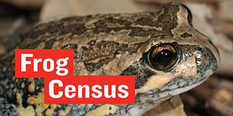 Frog Census  - National Science Week tickets