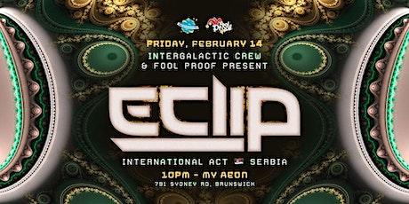 E-CLIP MELBOURNE tickets