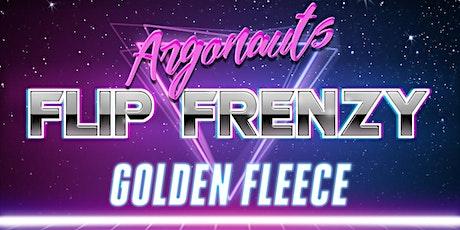 Flip Frenzy @ Argonauts - March tickets