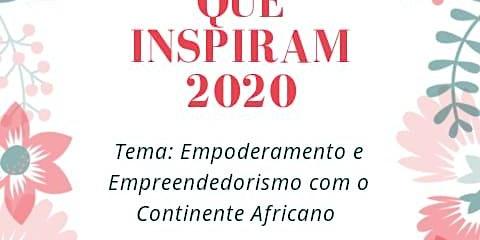Encontro Internacional 2020 Mulheres que inspiram