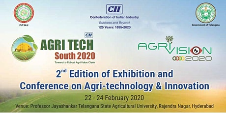 AGRITECH SOUTH 2020 tickets