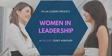 She Leads: Overcoming The Four Most Common Biases Women Face in Leadership tickets