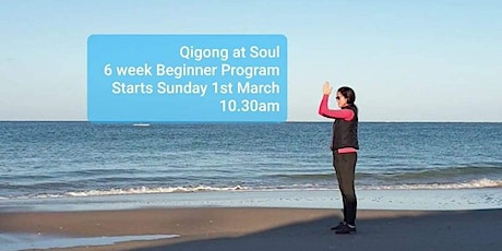Qigong at Soul - 6 week Beginner Program tickets