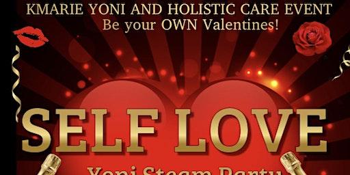 SELF LOVE Yoni Steam Party