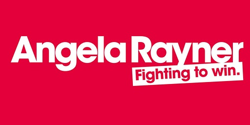 Angela for Deputy Leader:  Blackburn, Lancashire