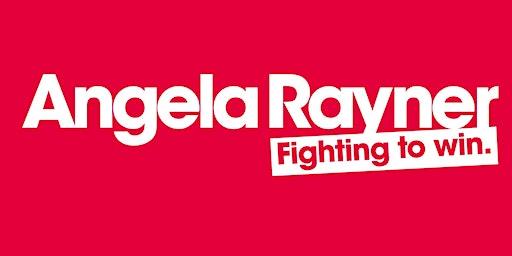 Angela for Deputy Leader:  Blackburn