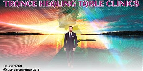 Trance Healing Clinics - Melbourne! tickets