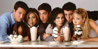 [Tuesday] FRIENDS Trivia in KNOX