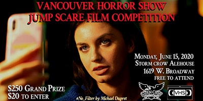 The VHS Jump Scare Short Film Competition
