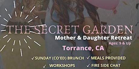 The Secret Garden Mother & Daughter Retreat tickets