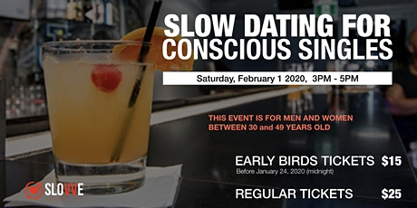 Slow Dating : Body Language  tickets