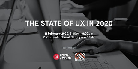 The State of UX in 2020 tickets