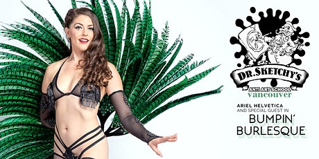 Dr Sketchy's- Bumpin' Burlesque tickets