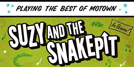 Suzy & The Snakepit Hits The Bowlo! tickets
