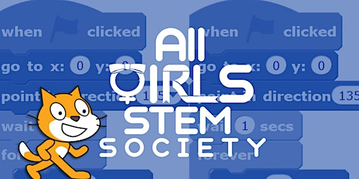 [All Girls STEM Society] Scratch Programming Workshop - February 23, 2020