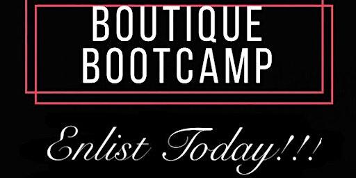 Boutique Bootcamp 101 2020
