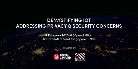 Demystifying IoT: Addressing Privacy and Security Concerns tickets
