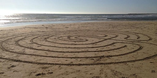 Healing Smoking Ceremony and Beach Labyrinth - FREE EVENT