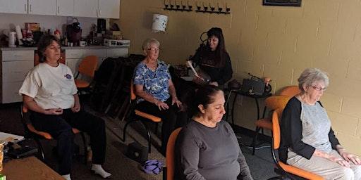 Chair Yoga and Sound Meditation