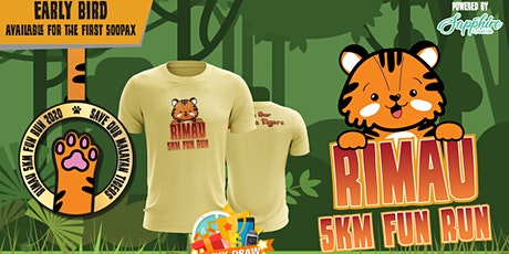 Rimau Run 2020 - The Series (Kuala Lumpur) tickets