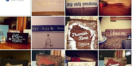 Sign Painting Workshop tickets