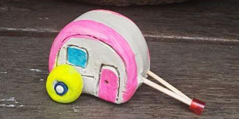 Special Afternoon Session: Mini Clay Caravans