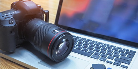 Digital Photography for over 55's - 2020 Senior's Festival Week tickets