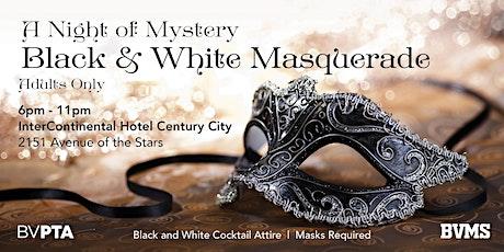 Beverly Vista's Black & White Masquerade tickets