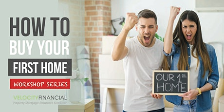 How to Buy Your First Home - Wellington tickets