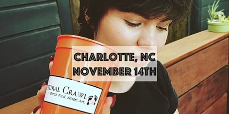 Cultural Crawl Charlotte, NC | Booze. Food. Street Art. - Bar Crawl tickets