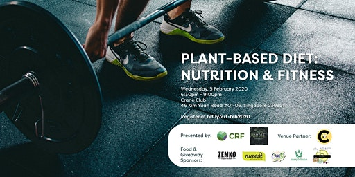 Plant-Based Diet: Nutrition and Fitness Session