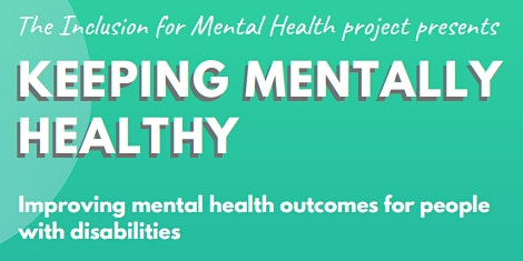 Keeping Mentally Healthy - Cannington
