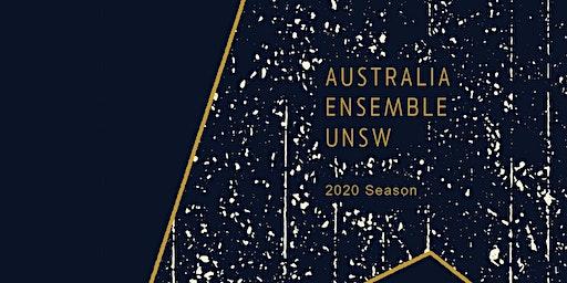 Australia Ensemble@UNSW Subscription Concert: Dreamers and Visionaries