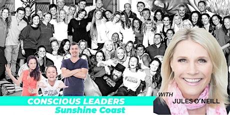 CONSCIOUS LEADERS | SUNSHINE COAST 11.0 tickets