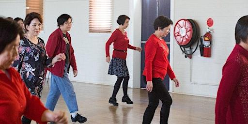 Line Dancing for Beginners  (over 55's) - 2020 Senior's Festival Week