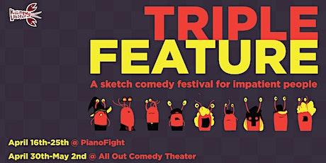 KML Presents: Triple Feature Fest tickets